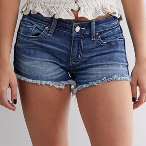 Guess denim jean shorts